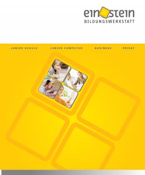 ein.stein Schulungsunterlagen: Access 2013 - Grundlagen für Anwender
